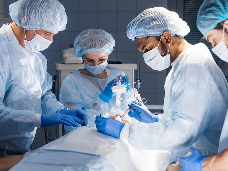 bloc chirurgie lille louviere